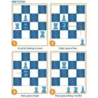 Solitaire Chess - logikai képességfejlesztő társasjáték 8 éves kortól - ThinkFun