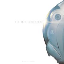 T.I.M.E. Stories (Time Stories) társasjáték - angol nyelvű