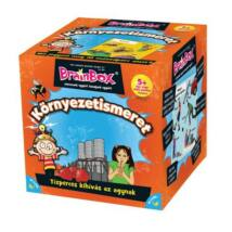 Brainbox - Környezetismeret kvíz társasjáték