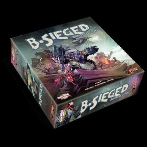 B-Sieged: Darkness and Fury kiegészítő társasjáték