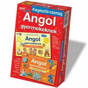 Angol gyermekeknek kiegészítő csomag