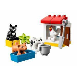 LEGO DUPLO Town - Háziállatok 10870