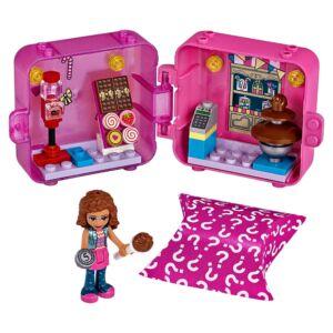 LEGO Friends - Olivia shopping dobozkája 41407