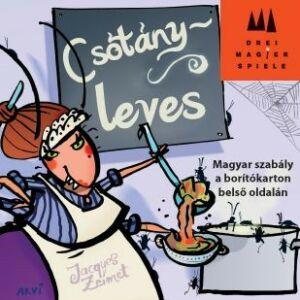Csótányleves - Kakerlaken Suppe társasjáték