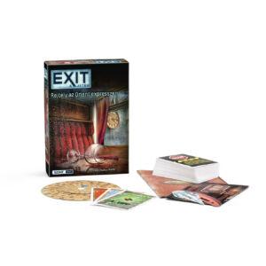 EXIT 7. - Rejtély az Orient expresszen - szabadulós játék
