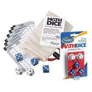 Math Dice - logikai társasjáték 8 éves kortól - Egyszerbolt Társasjáték Webáruház