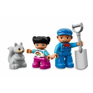 LEGO DUPLO Town - Gőzmozdony 10874