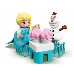 LEGO DUPLO Princess  - Elsa és Olaf teapartija 10920