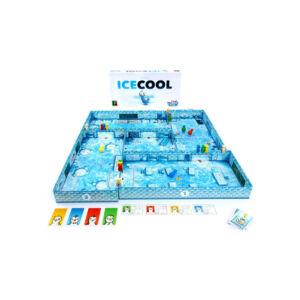 Ice Cool ügyességi társasjáték 6 éves kortól - Egyszerbolt Társasjáték Webáruház