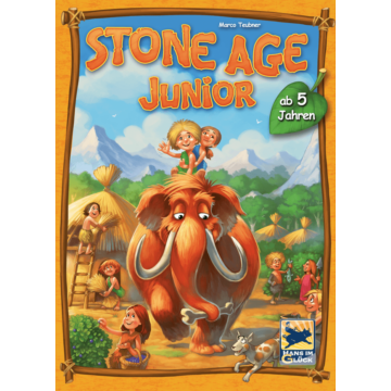 Stone Age Junior társasjáték