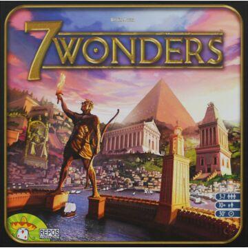 7 Wonders társasjáték - angol kiadás