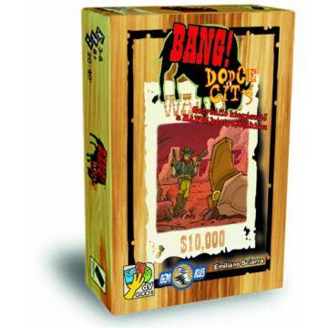 Bang! Dodge City társasjáték - magyar kiadás