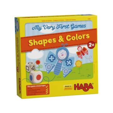 Első Társasom - Színek és Formák - My Very First Games - Shapes and Colors
