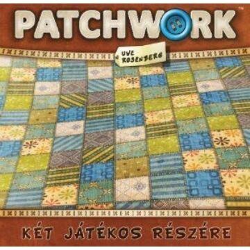 ea0c9c72b7 Patchwork (magyar kiadás) - logikai társasjáték 8 éves tól - Egyszerbolt  Társasjáték Webáruház