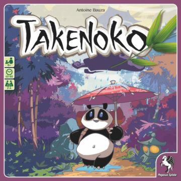 Takenoko társasjáték - NÉMET kiadás