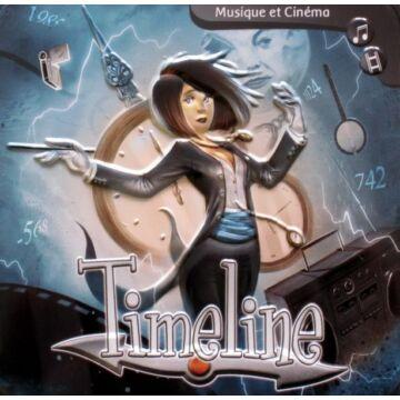 Timeline: Zene és Mozi kvíz társasjáték