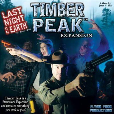 Last Night on Earth: Timber Peak - Egyszerbolt Társasjáték Webáruház