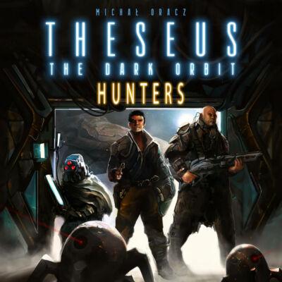 Theseus: The Dark Orbit - Hunters kiegészítő - Egyszerbolt Társasjáték Webáruház
