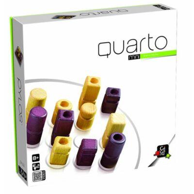 Quarto Mini logikai játék 8 éves kortól - Egyszerbolt Társasjáték Webáruház