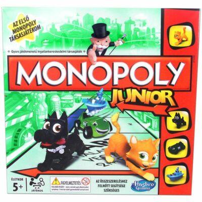 Monopoly Junior Party társasjáték - Egyszerbolt Társasjáték Webáruház