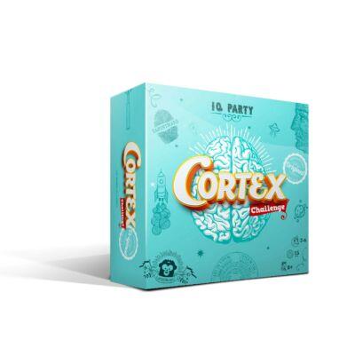 Cortex IQ Challenge - partijáték 8 éves kortól - Egyszerbolt Társasjáték Webáruház