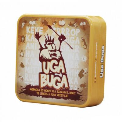 Uga Buga kártyajáték 7 éves kortól -Egyszerbolt Társasjáték Webáruház