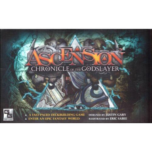 Ascension: Chronicle of the Godslayer - Egyszerbolt Társasjáték Webáruház