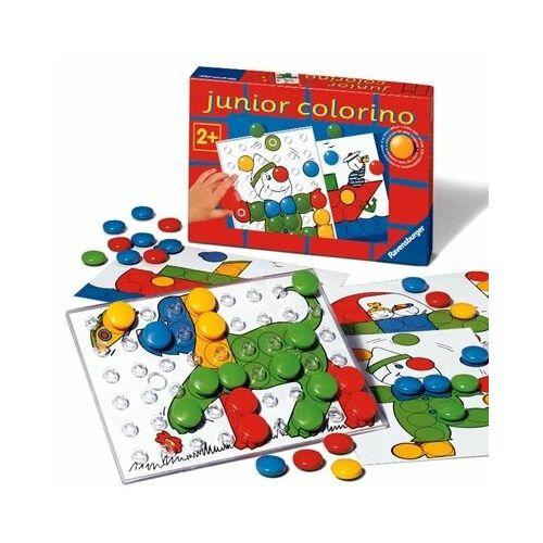 Ravensburger Junior colorino társasjáték - Egyszerbolt Társasjáték Webáruház