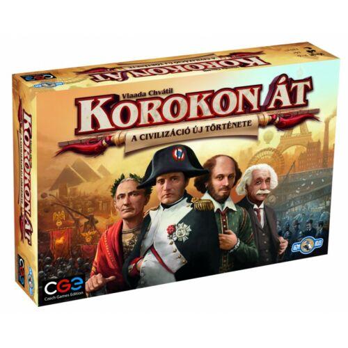 Korokon át: A civilizáció új története - stratégiai társasjáték 12 éves kortól - Czech Games Edition - Egyszerbolt