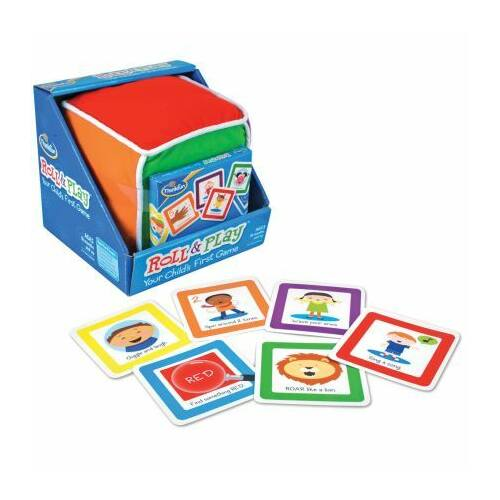 Guríts és játssz -képességfejlesztő társasjáték 1 éves kortól - ThinkFun