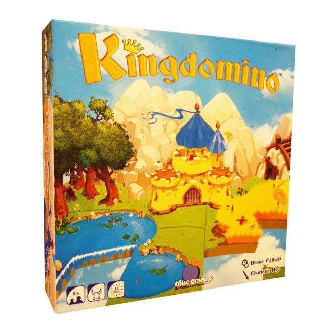 Kingdomino társasjáték 8 éves kortól - Egyszerbolt Társasjáték Webáruház
