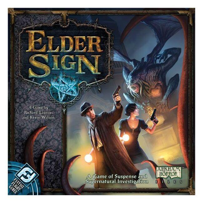 Elder Sign - Egyszerbolt Társasjáték Webáruház