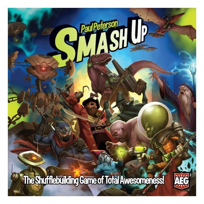 Smash Up - Egyszerbolt Társasjáték Webáruház