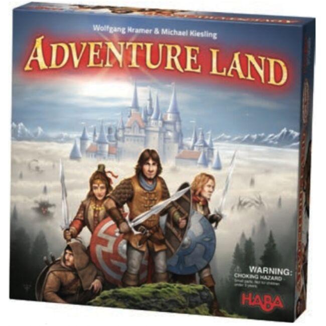Adventure Land - Kalandok földje - Egyszerbolt Társasjáték Webáruház