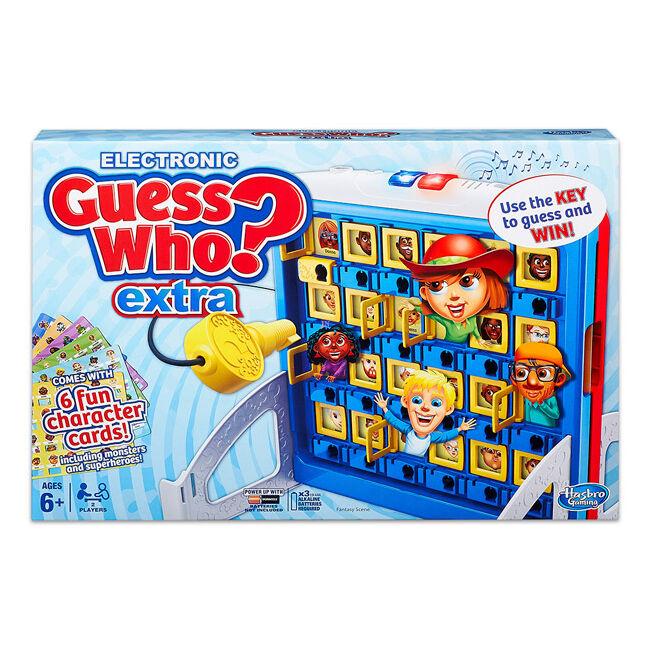 Találd Ki! Extra - Guess Who Új kiadás - Egyszerbolt Társasjáték Webáruház