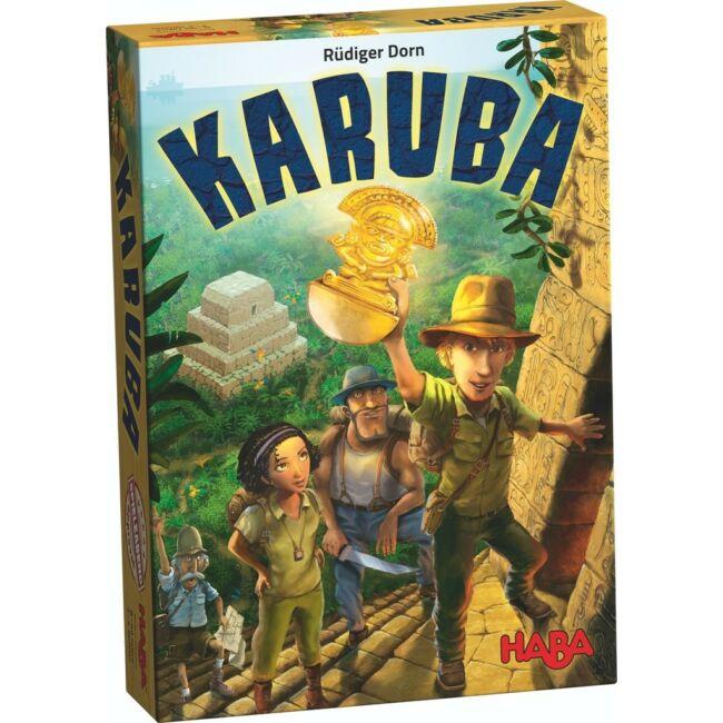 Karuba - családi társasjáték 8 éves kortól - HABA - Egyszerbolt