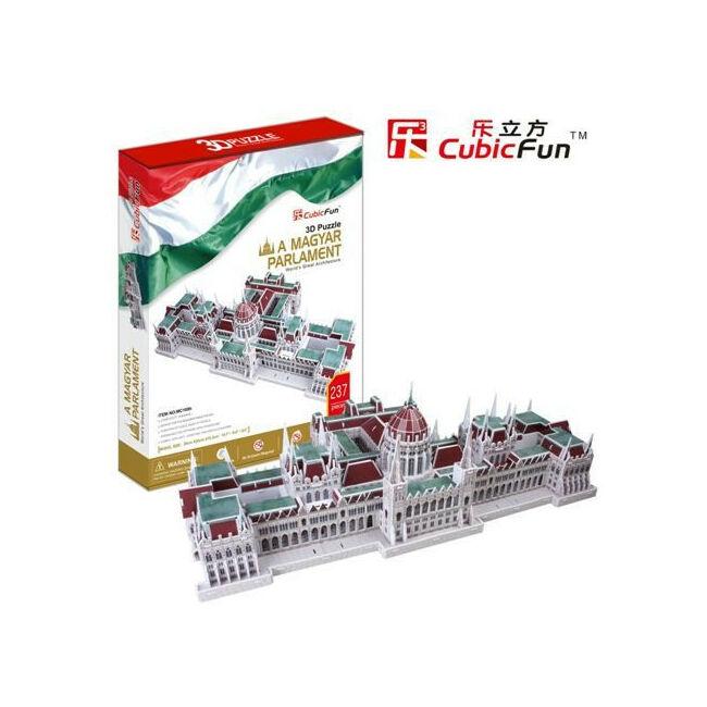 3D puzzle - Magyar Parlament - Egyszerbolt Társasjáték