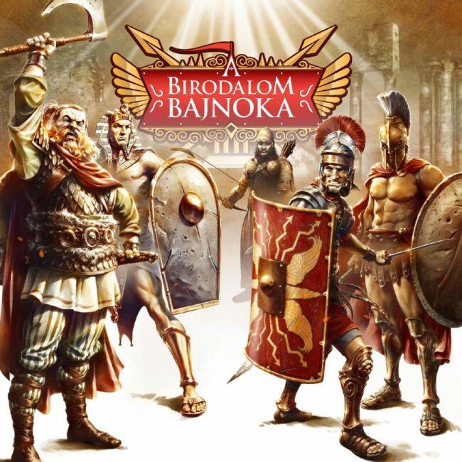 A birodalom bajnoka - stratégiai társasjáték 10 éves kortól - Egyszerbolt