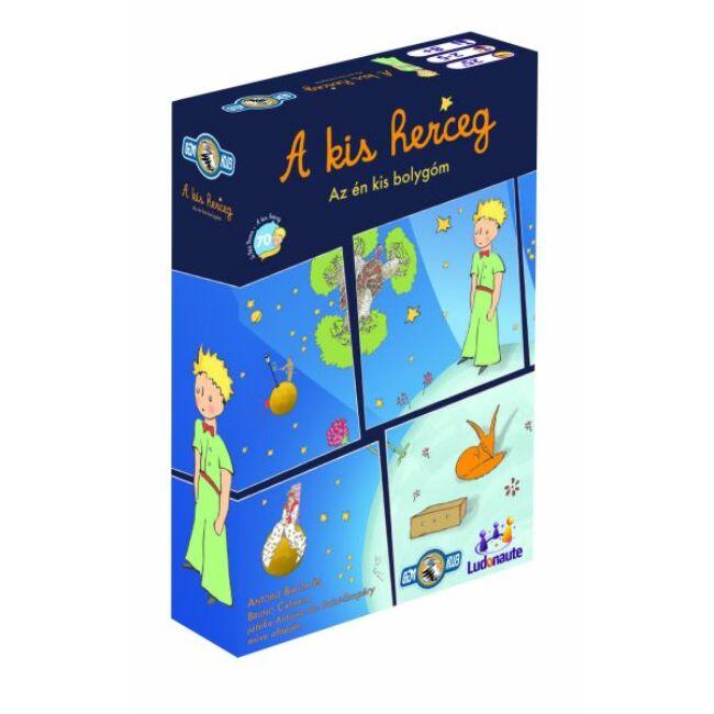 A kis herceg - Az én kis bolygóm - gyerek és családi stratégiai társasjáték 8 éves kortól - Asmodee