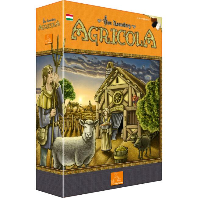 Agricola magyar - stratégiai társasjáték 10 éves kortól - Egyszerbolt