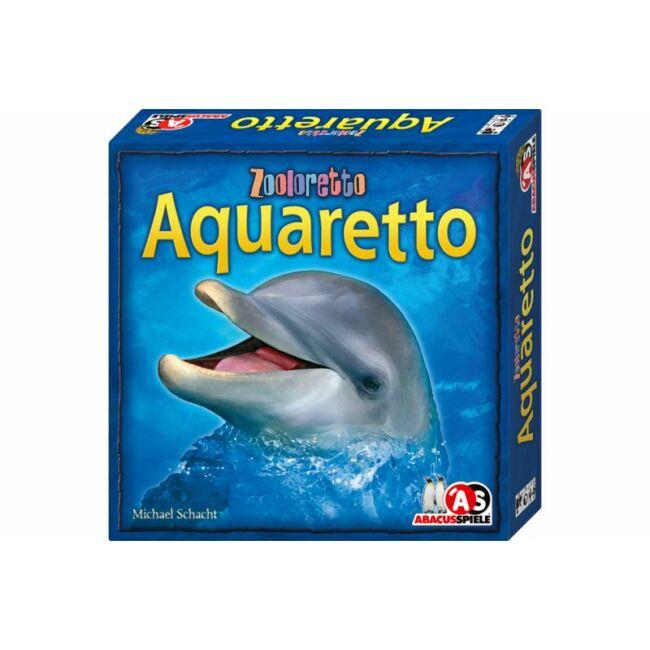 Aquaretto - stratégiai társasjáték 8 éves kortól - Abacusspiele