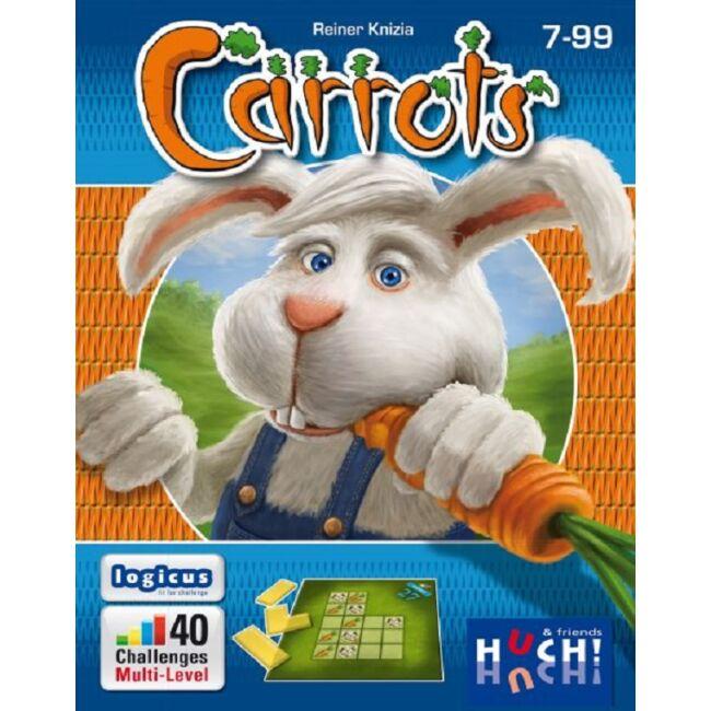 Carrots - logikai társasjáték 7 éves kortól - Hutter
