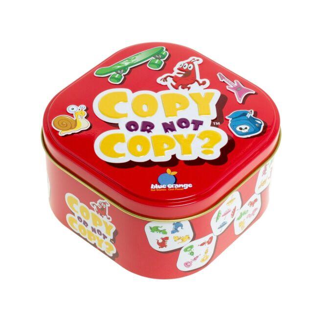 Copy or Not Copy - gyerek és családi társasjáték 7 éves kortól - Blue Orange