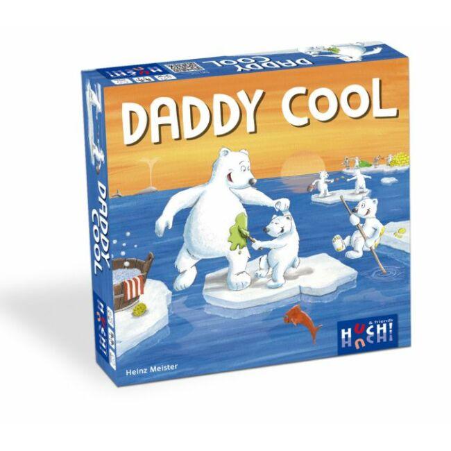 Daddy Cool - gyerek társasjáték 5 éves kortól - Hutter
