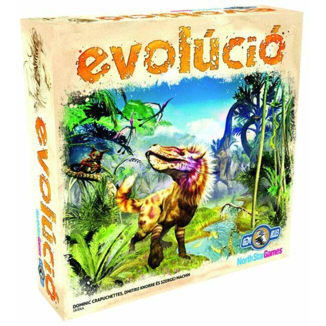 Evolúció - stratégiai társasjáték 10 éves kortól - Gémklub