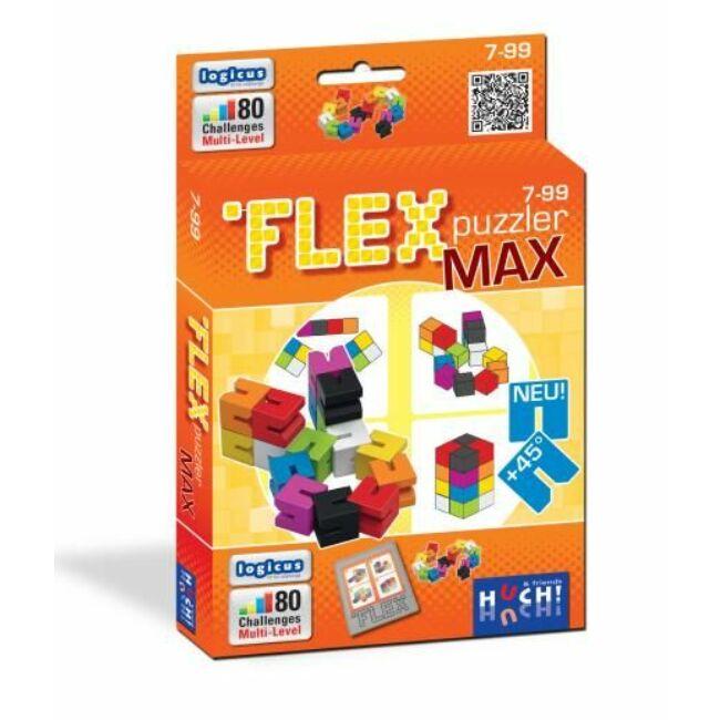 Flex Puzzler MAX - gyerek logikai társasjáték 7 éves kortól - Hutter