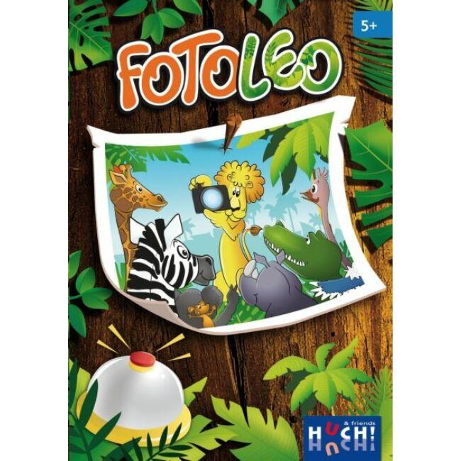 Fotoleo - gyerek és családi társasjáték 5 éves kortól - Egyszerbolt
