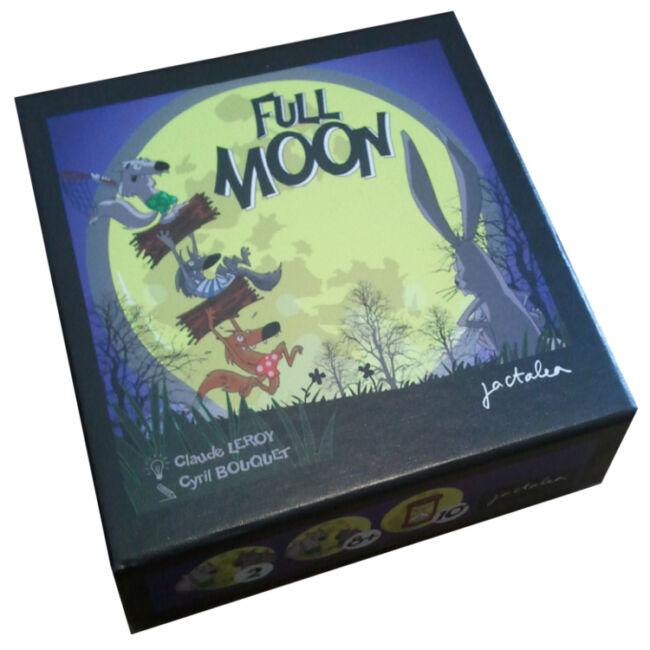 Full Moon - logikai társasjáték 8 éves kortól - Blue Orange