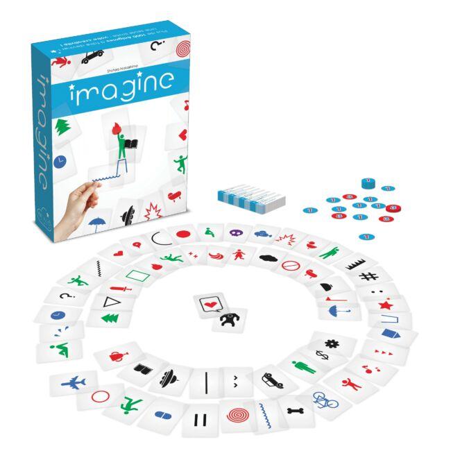 Imagine társasjáték - Egyszerbolt Társasjáték