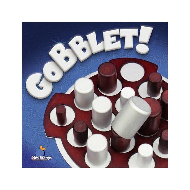 Gobblet - képességfejlesztő társasjáték 7 éves kortól - Blue Orange